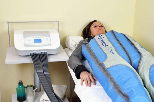 ballancer maquina presoterapia