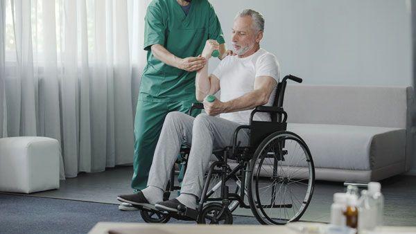 fisio terapia a domicilio madrid